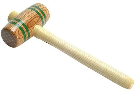 Thor 8070 Cylindrical Hardwood Mallet 2.3/4in