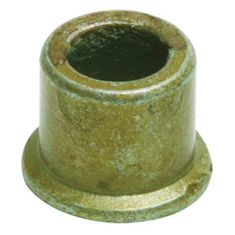 (QS-Quick Ship) Huck Magna-GR MGC-R8U Lockbolt Collar; 1/4 Inch (0.250 Inch), Standard FLNG Collar, Grade 2 Steel, Zinc