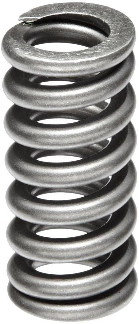 Heavy Duty Compression Spring, Chrome Silicon Steel Alloy, Inch, 0.625