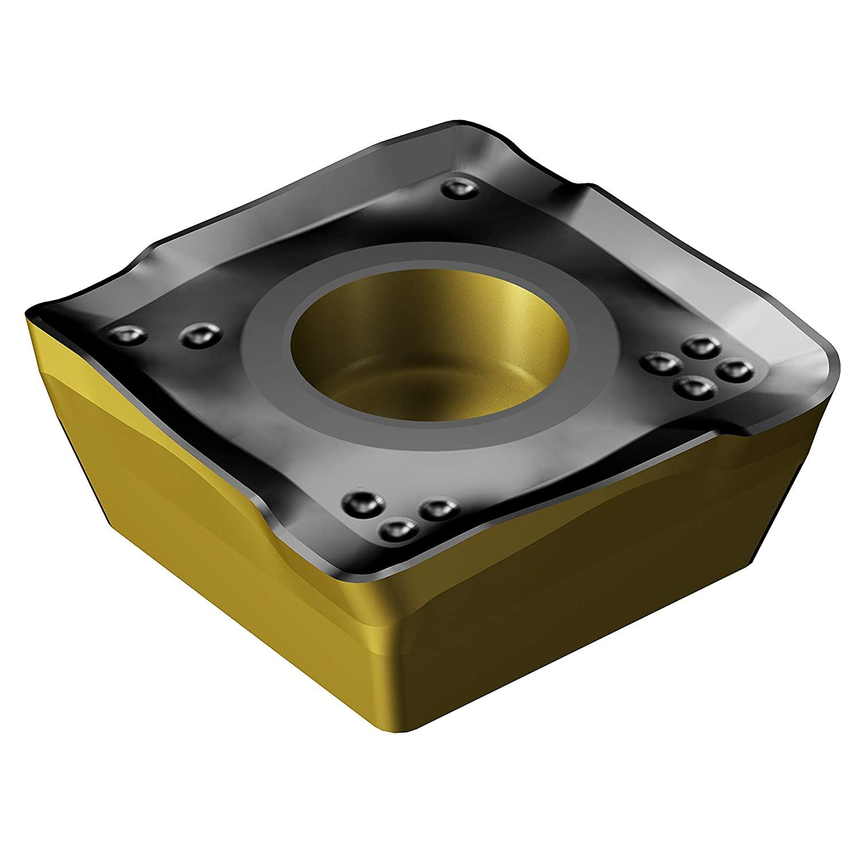 Sandvik Coromant, 490R-08T308M-PH 4330, CoroMill 490 Insert for milling, Carbide, Square, Right Hand, 4330 Grade, CVD TiCN + Al2O3 + TiN