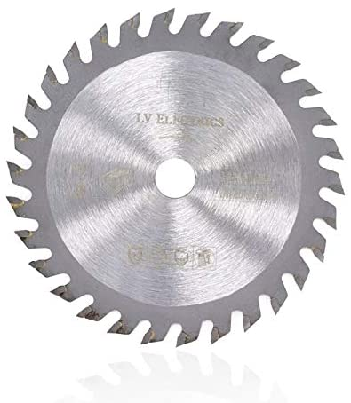 Hard alloy small circular saw blade 851524T metal plastic cutting blade