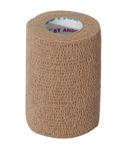 Co-Flex Cohesive Flexible Bandage, Tan, 3
