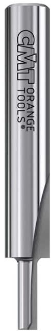 CMT 811.030.11, Solid Carbide Straight Bit, 1/4-Inch Shank, 3mm Diameter