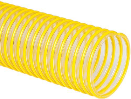 Flexaust Flex-Tube PU-7x25 Plastic 7