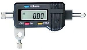 MeterTo Rectangle Digital Indicator, Range: 0-10mm, Accuracy: 0.02mm