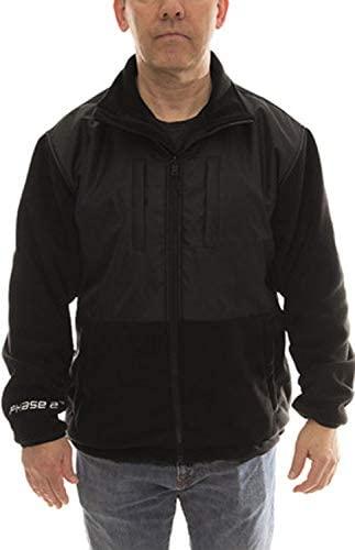 TINGLEY Rubber J25013 3X Soft Shell Jacket, Black