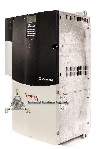 Rblt Allen Bradley PowerFlex 700S VFD 20DD125A3EYNANNNN 100 HP 480 V 1YR WTY