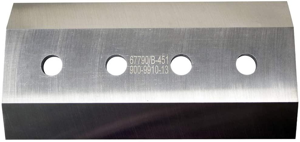 Vermeer Model BC1000/ BC1200 & Altec DRM12 Compatible Wood Chipper Knife Set