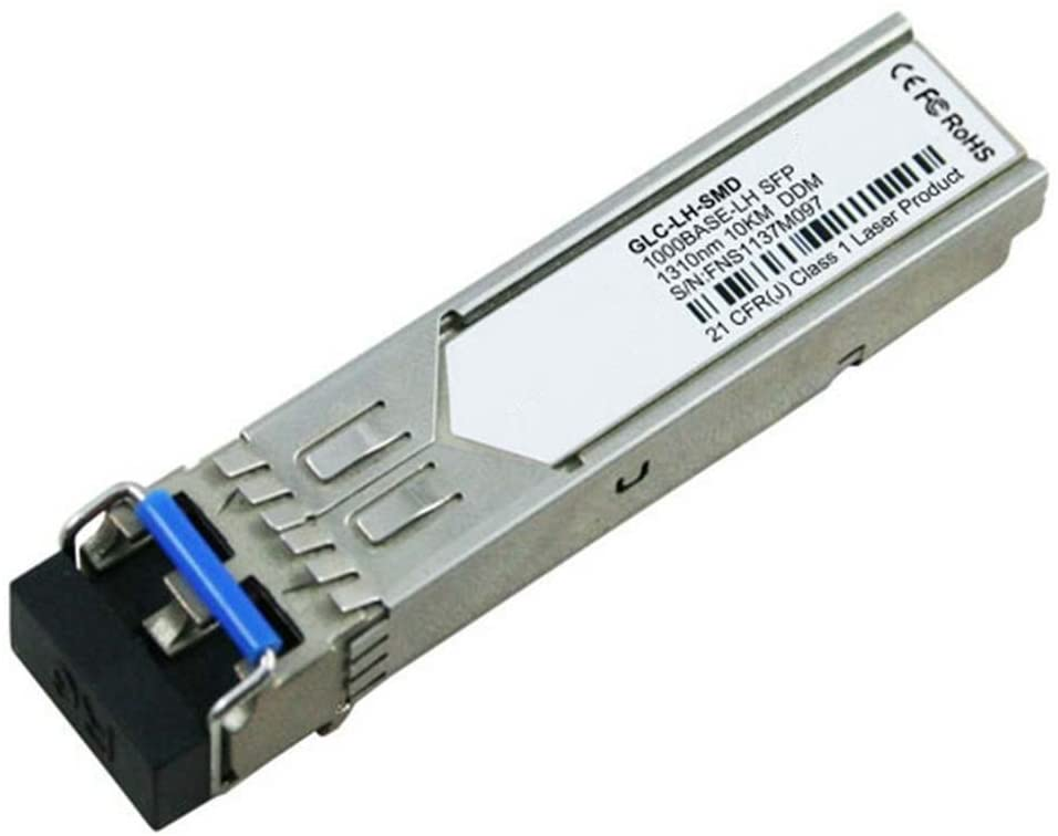 LODFIBER GLC-LH-SMD Cisco Compatible 1000BASE-LX/LH SFP 1310nm 10km DOM Transceiver