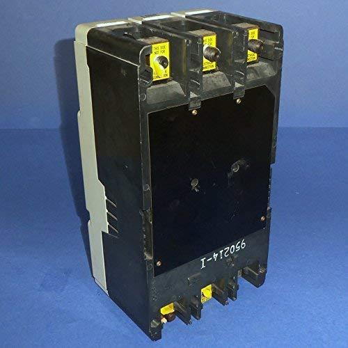 WESTINGHOUSE 600VAC 400A 3-POLE MOTOR CIRCUIT PROTECTOR HMCP400X5C (Renewed)