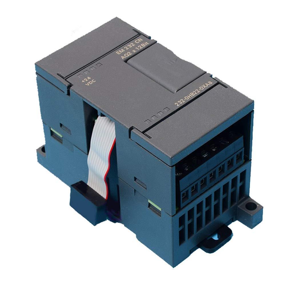 EM232 Compatible Siemens S7-200 6ES7 232-0HD22-0XA8 6ES7 232-0HB22-0XA0 Analog Module 2AO 4AO EM232 2 Channel Output 2 Channel Extensible Module