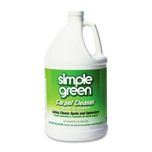 Simple Green Carpet Cleaner - 128 fl oz (4 Quart) - White