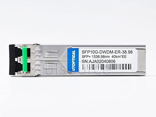 DWDM-SFP10G-38.98 Compatible SFP10G-DWDM-ER-38.98 1538.98nm 40km DOM Transceiver(Compatible:Extreme)