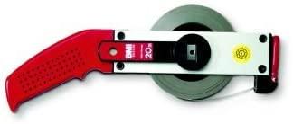 BMI 305021030CH Isolan-Tape Measure Ergoline 2-CH with cm Graduation, Multi-Colour, 13 mm x 30 m