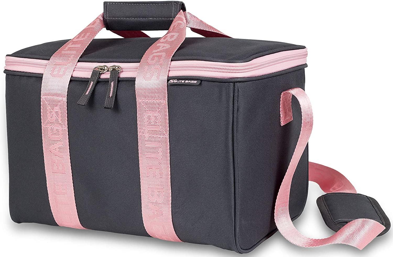 Multipurpose First-Aid bag | Botiquín multiusos para material sanitario. (Pink)