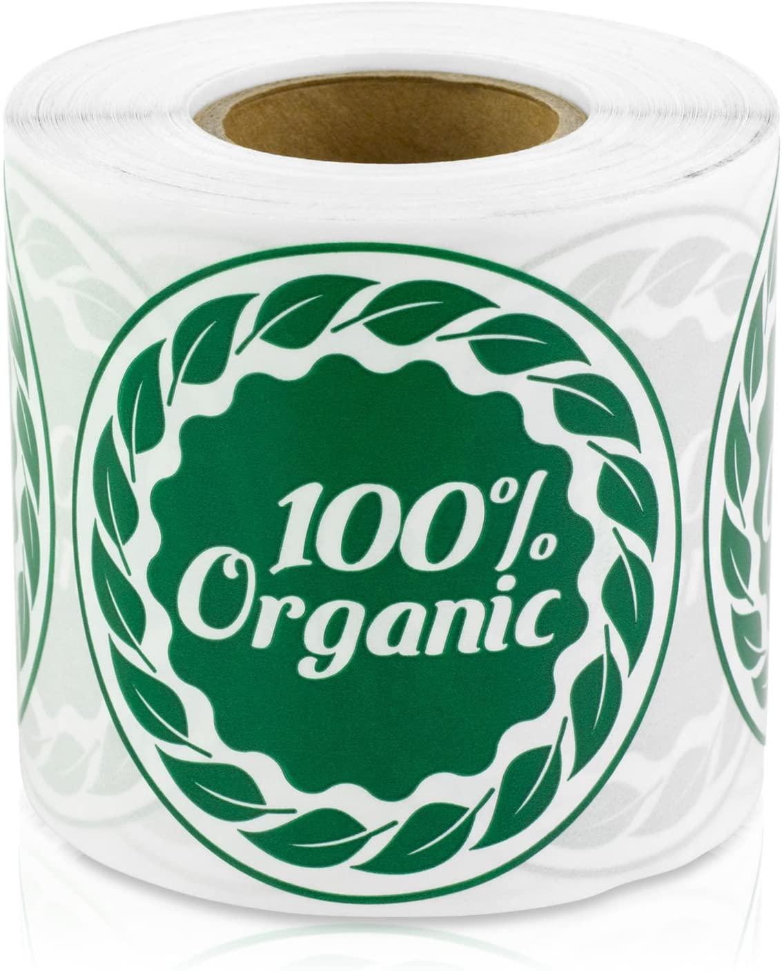 100% Organic Food Farm Farmer's Market Fruit Stand Hobby Farm 2