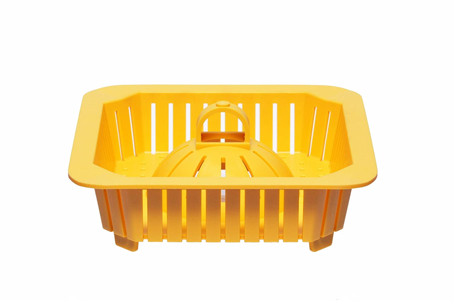 9 Inch PermaDrain Safety Strainer Basket. Fits Zurn, Oatey, Wade, Josam, Smith, and Other Small 8 Inch Floor Sinks