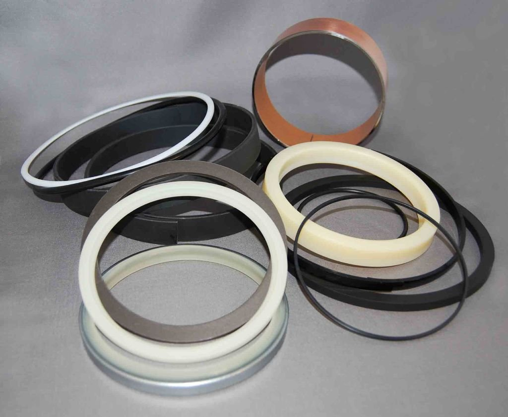 Hitachi Hydraulic Cylinder Seal Kit (RCW-90NBR-160x180x10)