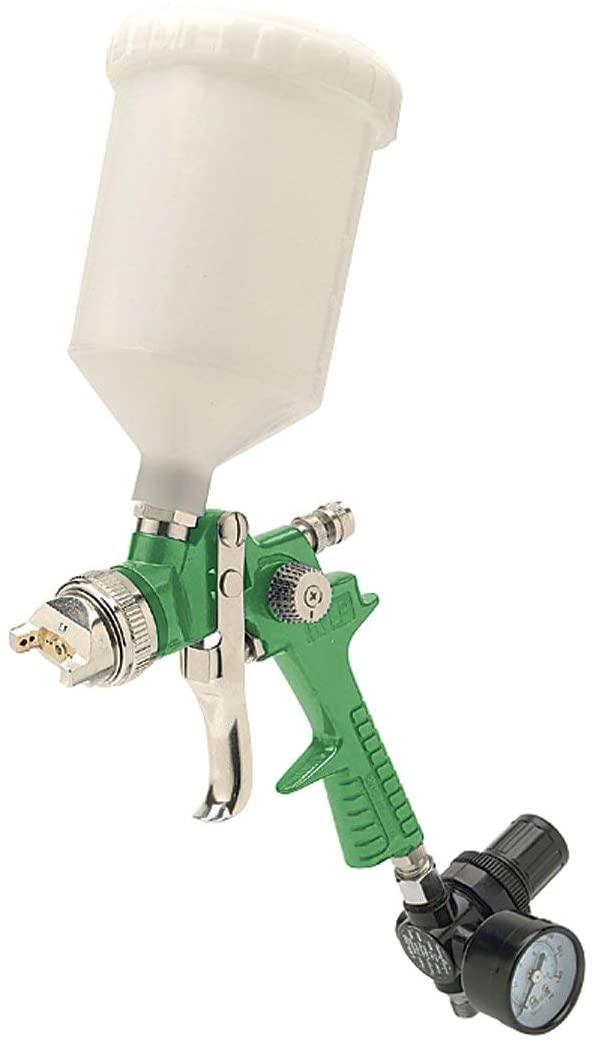 Vaper HVLP Spray Gun Set with Plastic Cup - 2.3mm, Model Number 19023