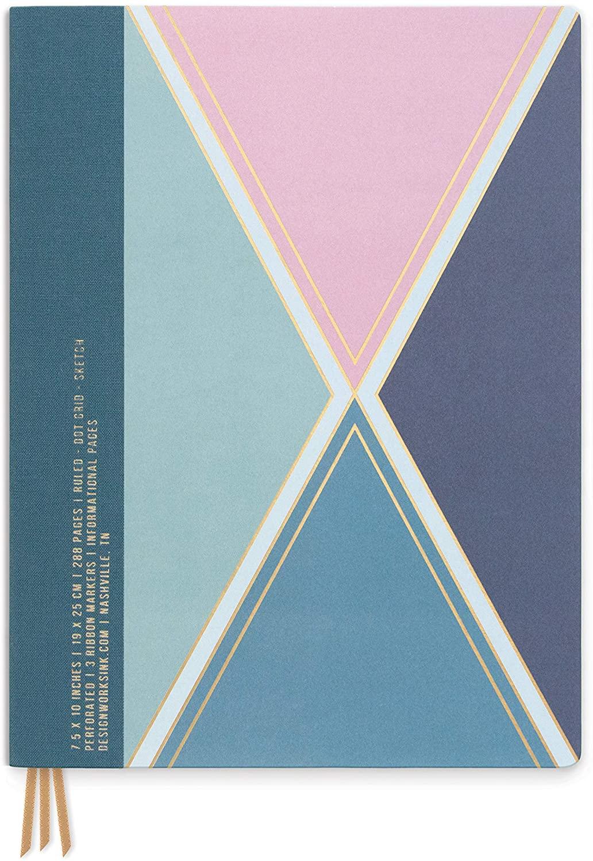 DesignWorks Ink Standard Issue Project Planner Notebook No. 4: 7.5