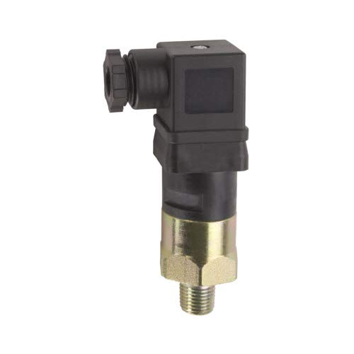 Gems PS71-30-2MGS-A-FLS18 Series PS71 General Purpose Mini Pressure Switch, SPST N.O. Circuit, 65-300 psi Range, 1/8