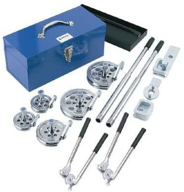 Wide Range Tube Bender Kits - tube bender w/metal carrying case 3/8