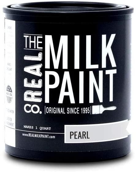 Real Milk Paint - Pearl (qt.)