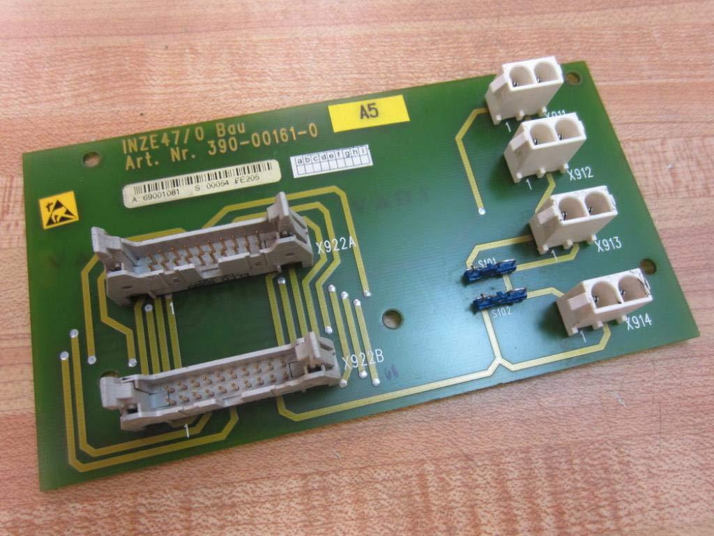 Kuka 390-00161-0 Circuit Board INZE47/0
