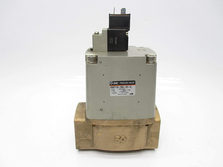 SMC VNB711B-50A-5D-Q 24VDC NSNP
