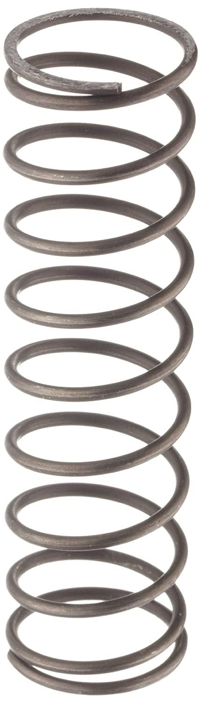 Music Wire Compression Spring, Steel, Inch, 0.85