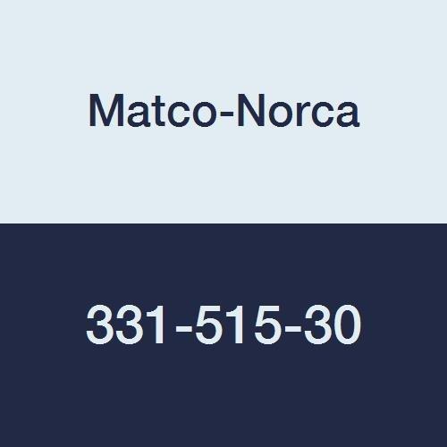 Matco-Norca 331-515-30 Full Wrap Clamp, 4 x 30, Silver