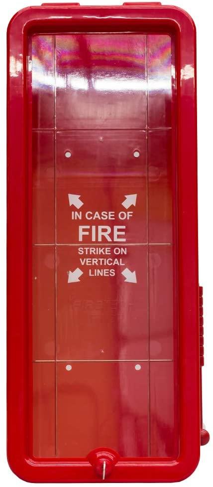 20# Fire Extinguisher Cabinet Indoor/Outdoor - Red