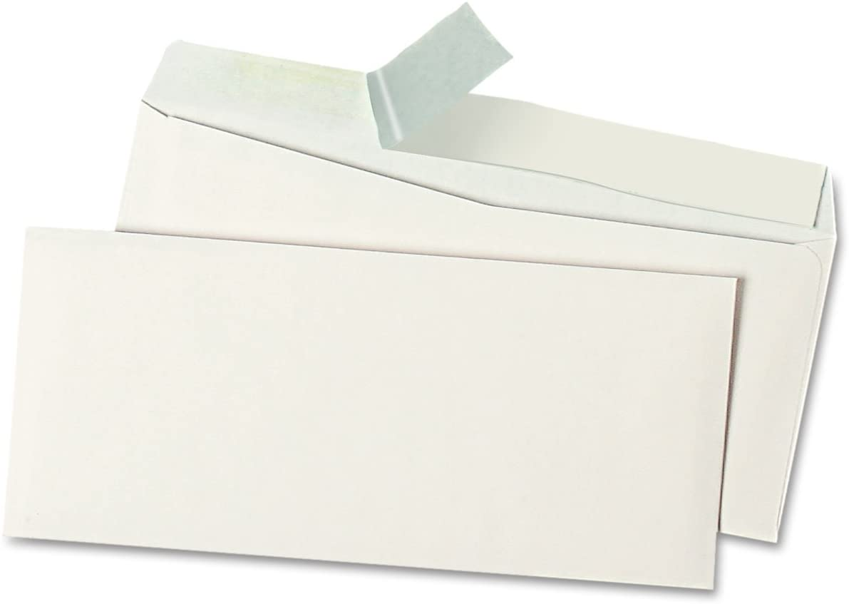 UNV36003 - Universal Peel Seal Strip Business Envelope