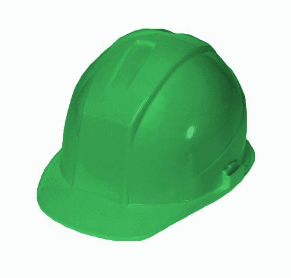 Carolina Glove & Safety 42002-G Green Cap Style Hard Hat, 4 Point Ratchet, Regular, Green