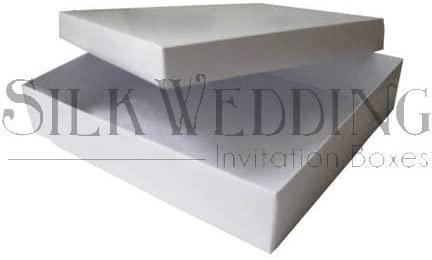 Luxury Matt Coated White Mailing Box