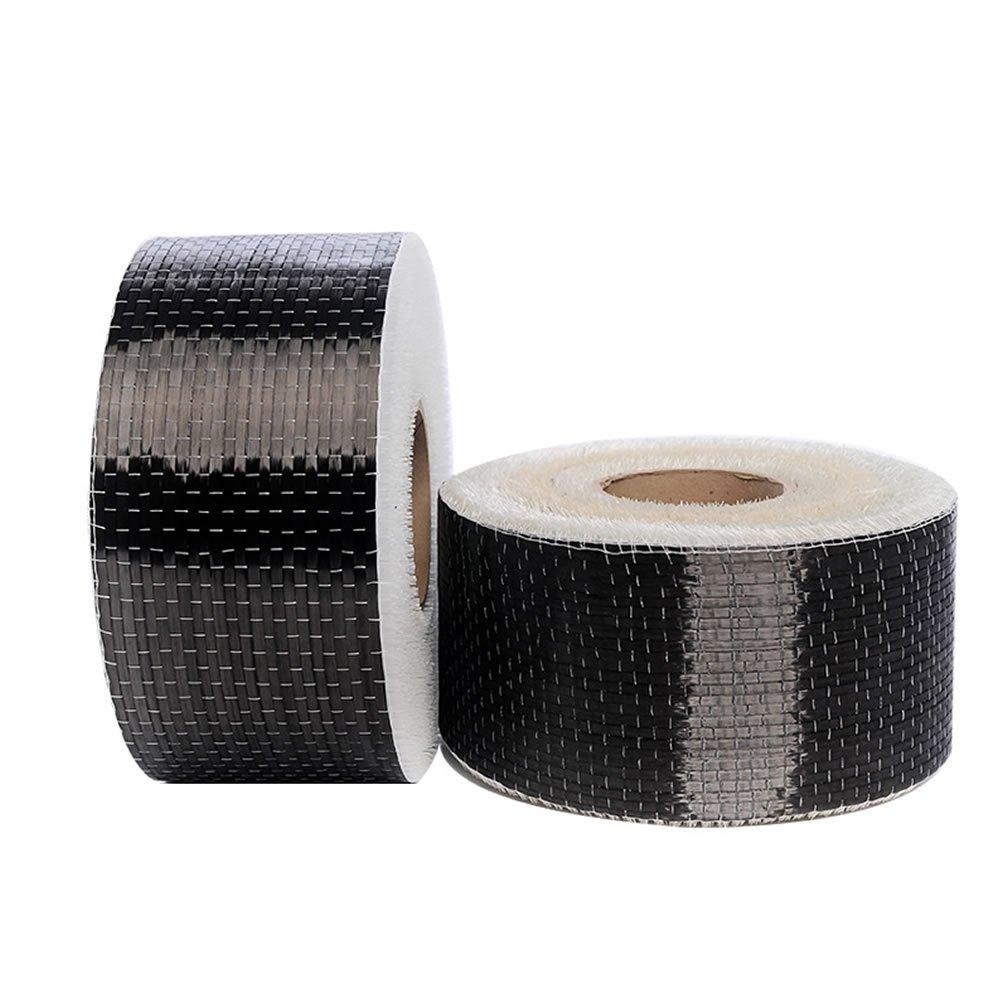 200g 12K Uni-direction UD Carbon Fiber Fabric for Building Bridge Repair