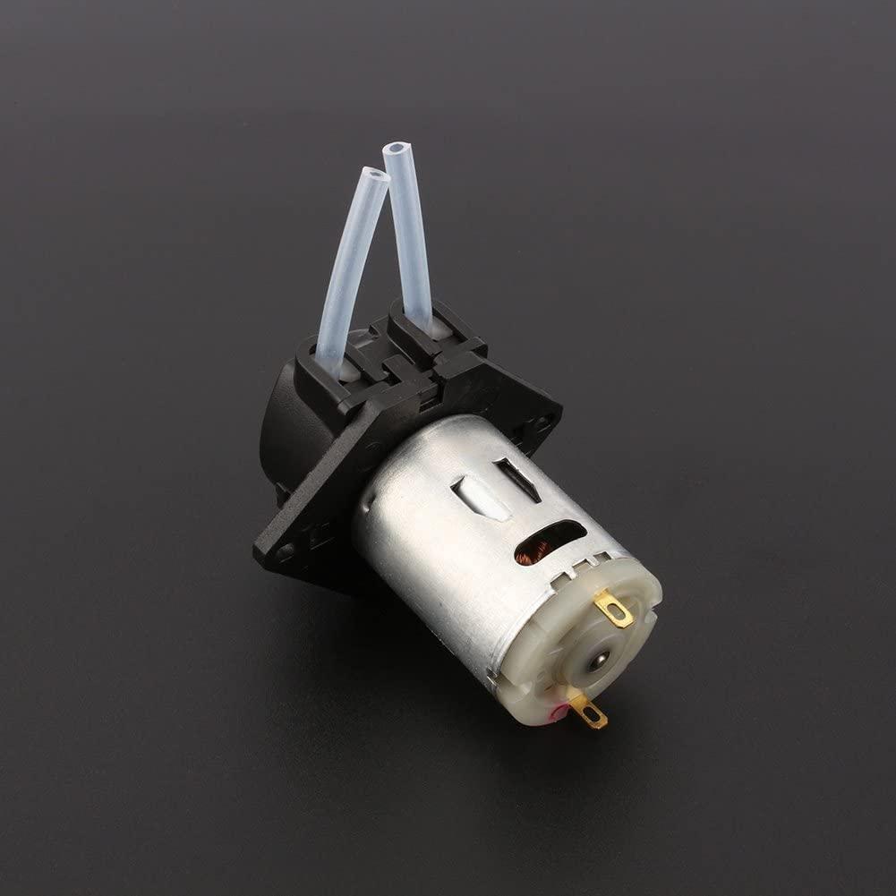 Pumps, Parts & Accessories 12V DC DIY Dosing Pump Peristaltic dosing Head For Aquarium Lab Analytical water - (Voltage: 12V)