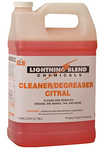Franklin Cleaning Technology F453022 Lightening Blend #3 Malodor Counteractant, 1 Gallon (Pack of 4)