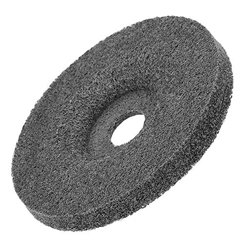 Anncus 100x16x12mm Nylon Fiber Grinding Disc Buffing Wheel Polishing Wheel for Angle Grinder