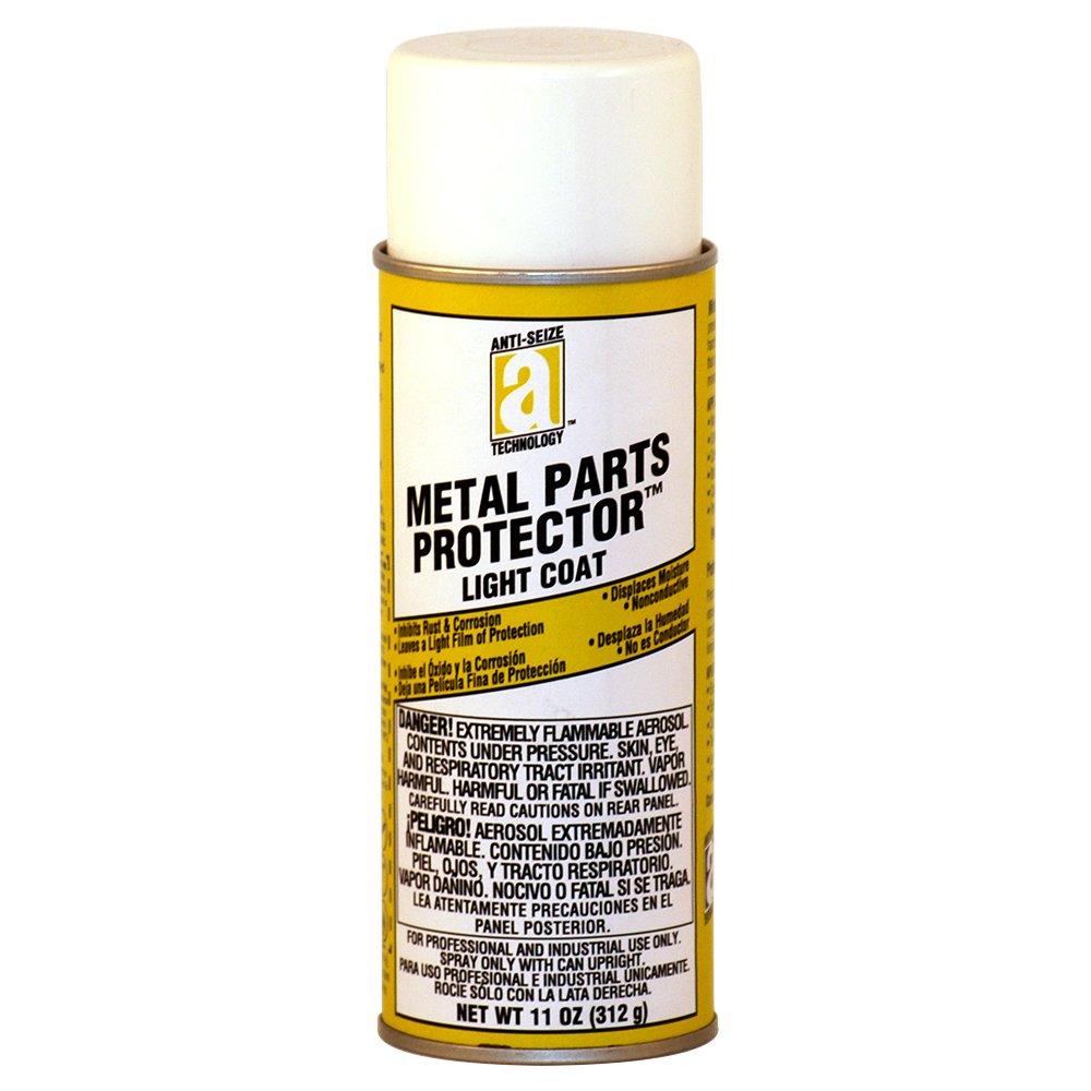 ANTI-SEIZE TECHNOLOGY 17043 Metal Parts Protector Light Coat Provides Medium to Light Protection Aerosol, 16 oz.