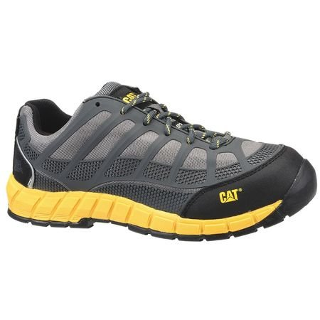 Caterpiller Athletic Style Work Shoes 8-1/2 M Gry PR
