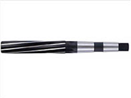 Dormer B1018.5 Machine Reamer, Morse Taper Shank, Bright/ST Coating, HSS-E, Head Diameter 8.5 mm, Flute Length 58 mm, Full Length 138 mm