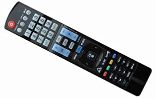 Replacement Remote Control Fit for LG 47LD920 32LD790 55LD650H 55LH90-UB 42SL80 47SL95 AKB73715634 55LH85 42LH55 50PM4700-UB 50PM6700-UB 60PM6700-UB 42LH70 MKJ42519616 Smart 3D Plasma LCD LED HDTV TV
