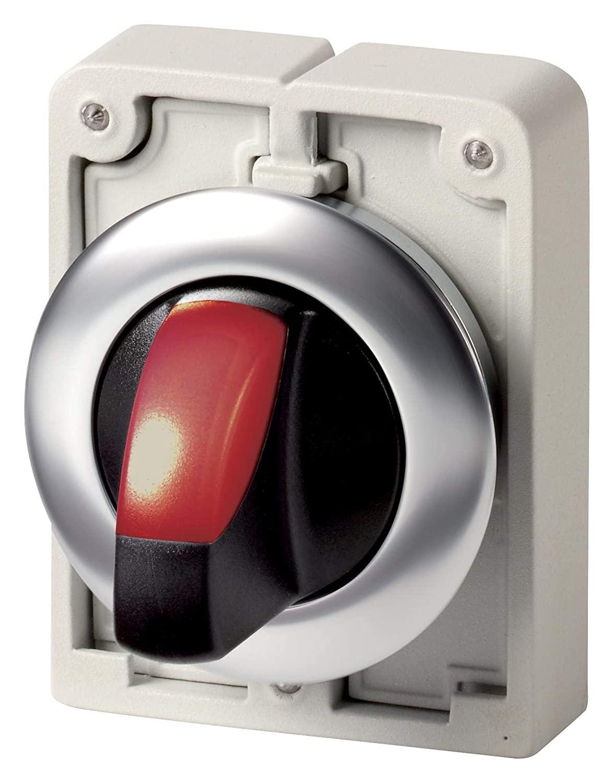 EATON CUTLER HAMMER - M30C-FWRLK3-1-R - Switch Actuator, Illum SELECTOR