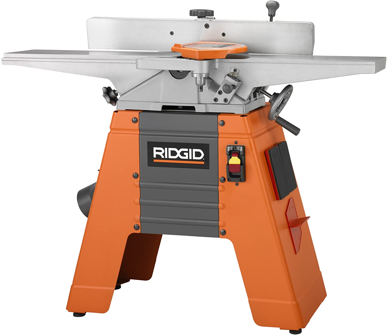 Ridgid JP0610 Planer, 6-1/8-Inch Jointer
