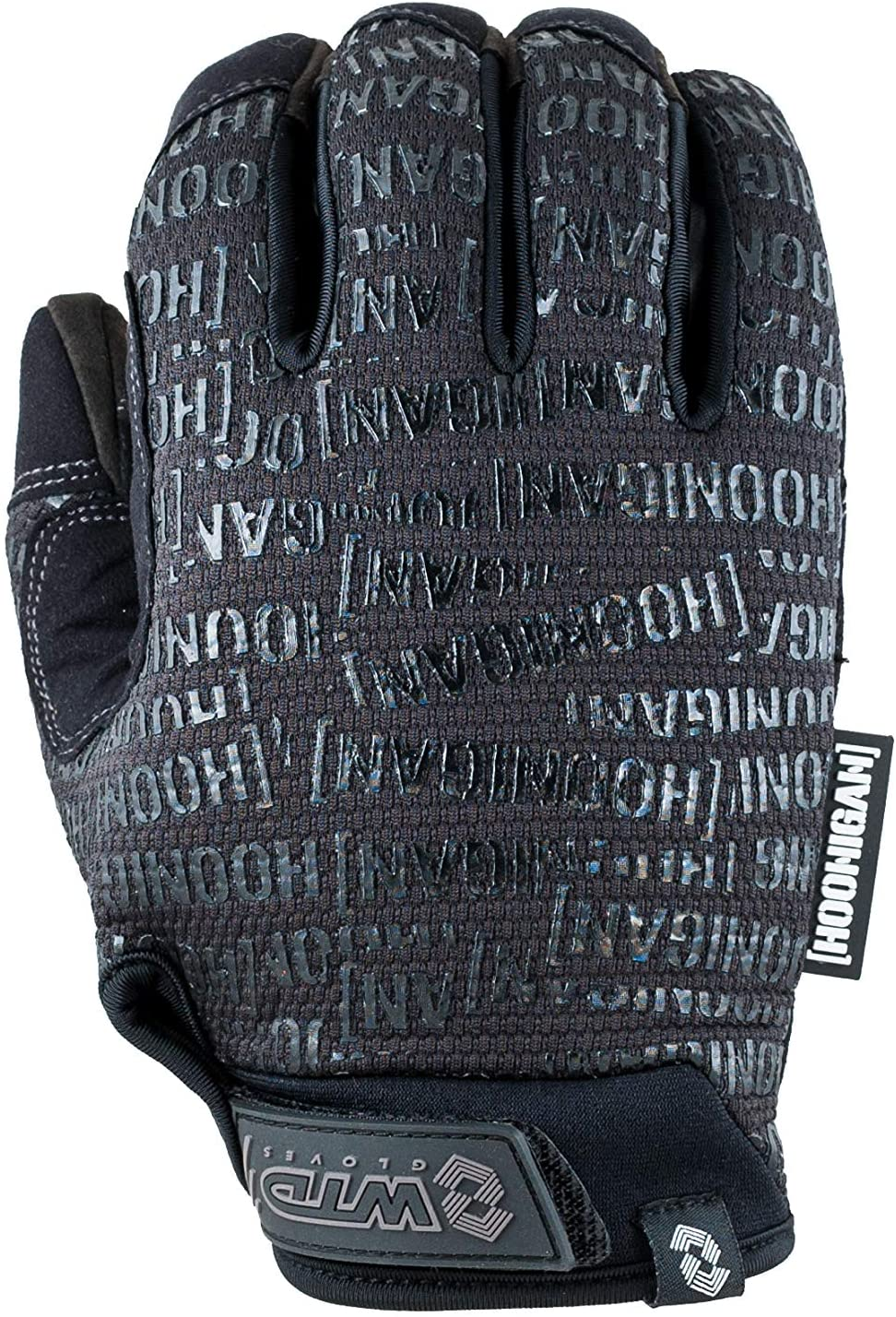 WTD Hoonigan Censor Bar Touchscreen Mechanics Glove_Scatter Print (Extra Large)