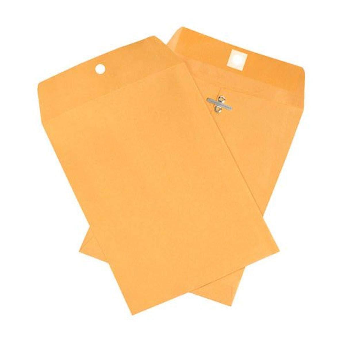 BOX USA BEN1001 Clasp Envelopes, 6