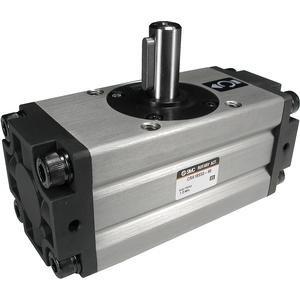 SMC CRA1BW63-90C actuator - cra rotary actuator family 63mm cra double-acting - 63mm cra double-acting