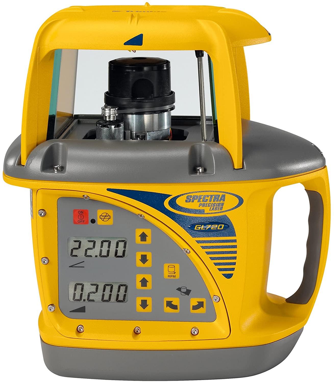 Spectra Precision GL720 Dual Slope Grade Laser