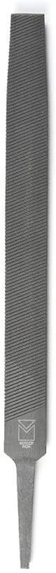 Mercer Industries BALH14 Aluminum File, Half Round (6 Pack), 14
